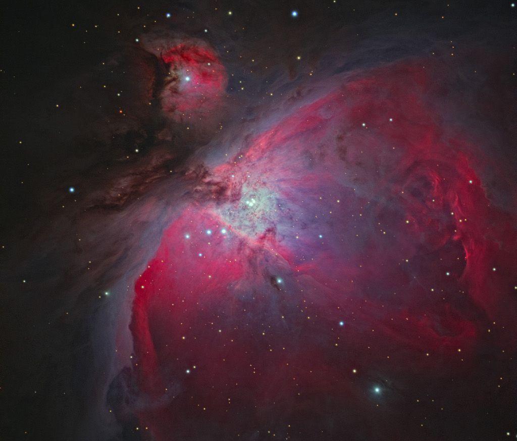 En el corazón de Orion