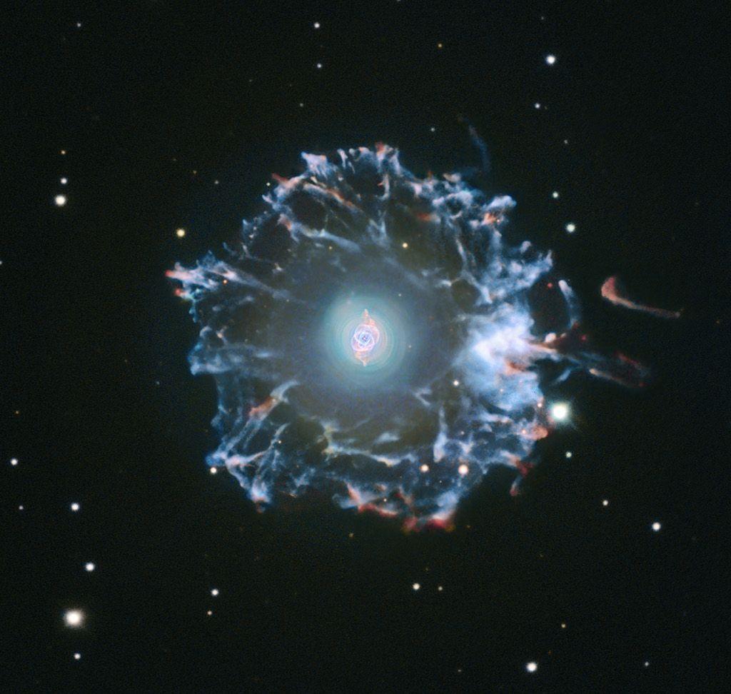 "Halo ""Ojo de Gato"" (NGC 6543)"