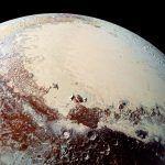 La extensión «Sputnik Planum», en Plutón, podría albergar un océano subterráneo
