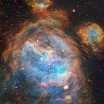 Cóctel de estrellas en la Gran Nube de Magallanes