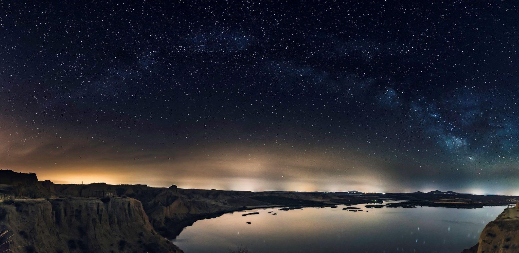 """Observación Astronómica de cielo profundo y Planetas en """"Las Barrancas de Burujón"""""""