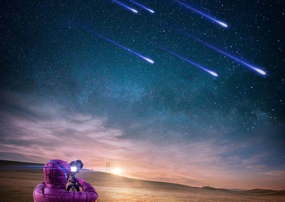 """09-08-2021.- """"Perseidas 2021"""" y Observación de cielo profundo en Colmenarejo"""