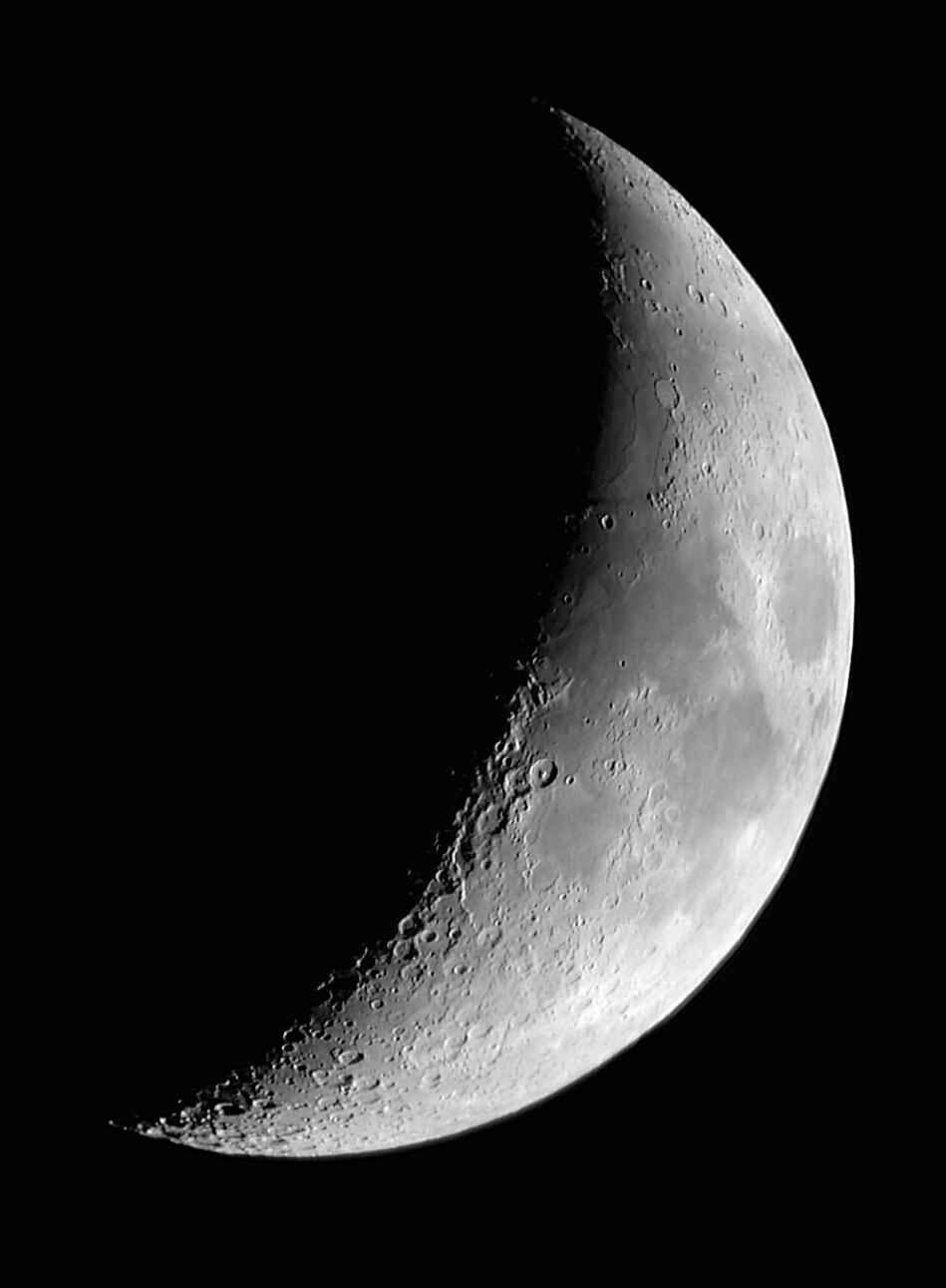 Observación Astronómica urbana de La Luna, Júpiter, Saturno, Cúmulos estelares…