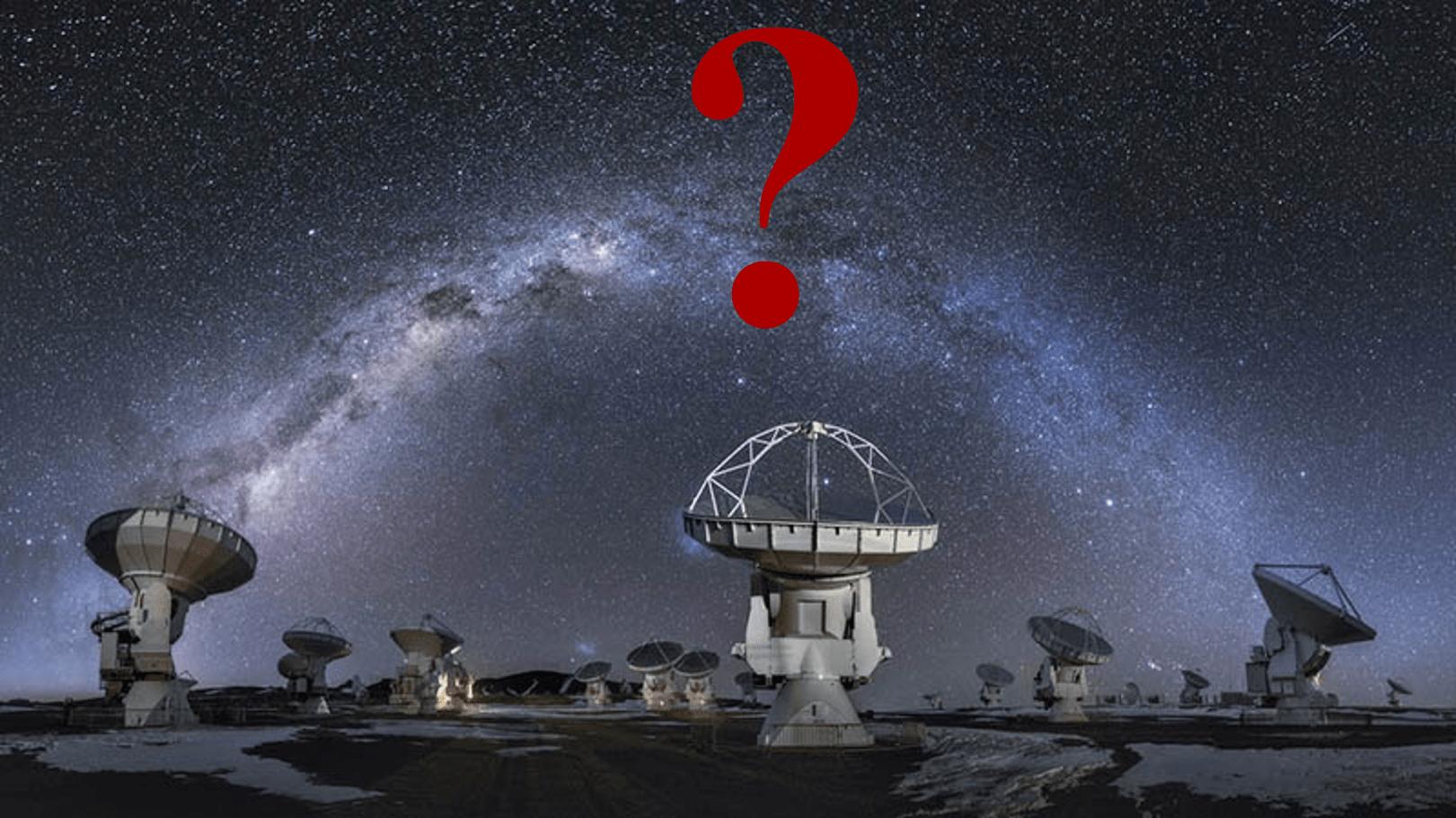 Gran debate sobre vida extraterrestre: ¿Estamos solos en el Universo?
