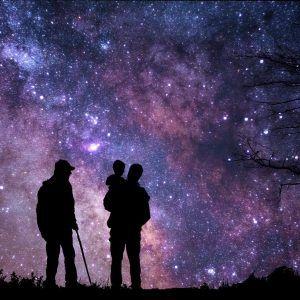 Regalo del día del padre: Observación astronómica de cielo profundo (entrada de adulto)
