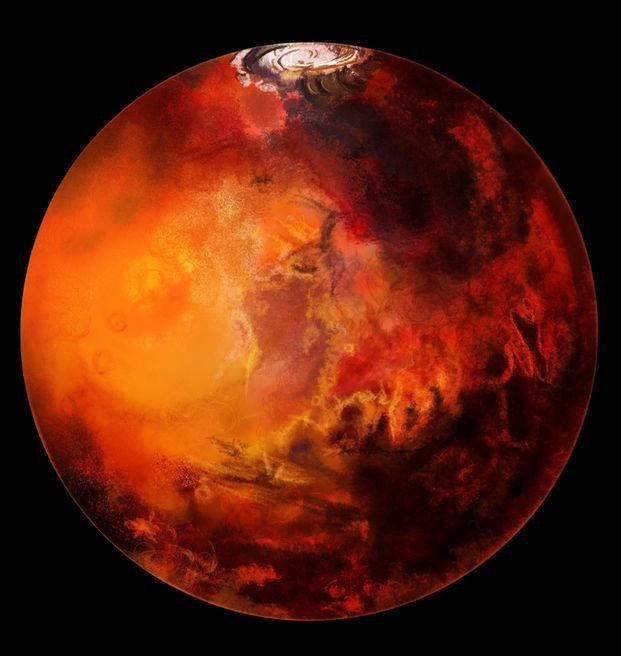 De la Tierra a Marte, con Jesús Martínez Frías… en CosmoAventura