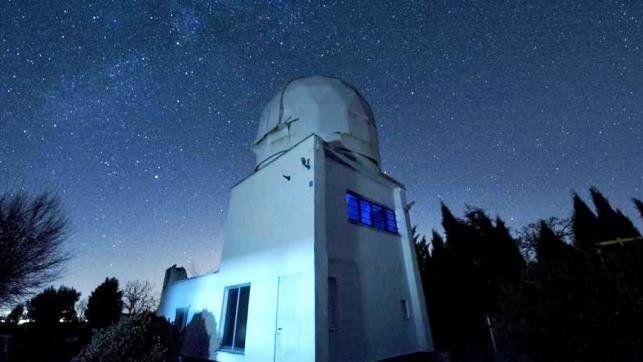 Jornadas de AstroTurismo con visita al Observatorio de HITA… 22, 23 y 24 de Noviembre