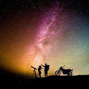 Regalo del día del padre: Observación astronómica de cielo profundo (parejas)