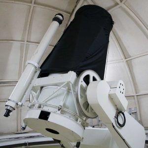 Telescopio Observatorio de LA HITA