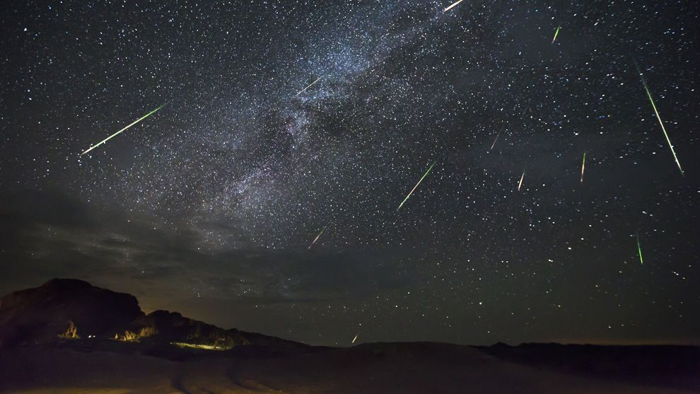 11-08-2020- GRAN NOCHE de PERSEIDAS y Observación Astronómica