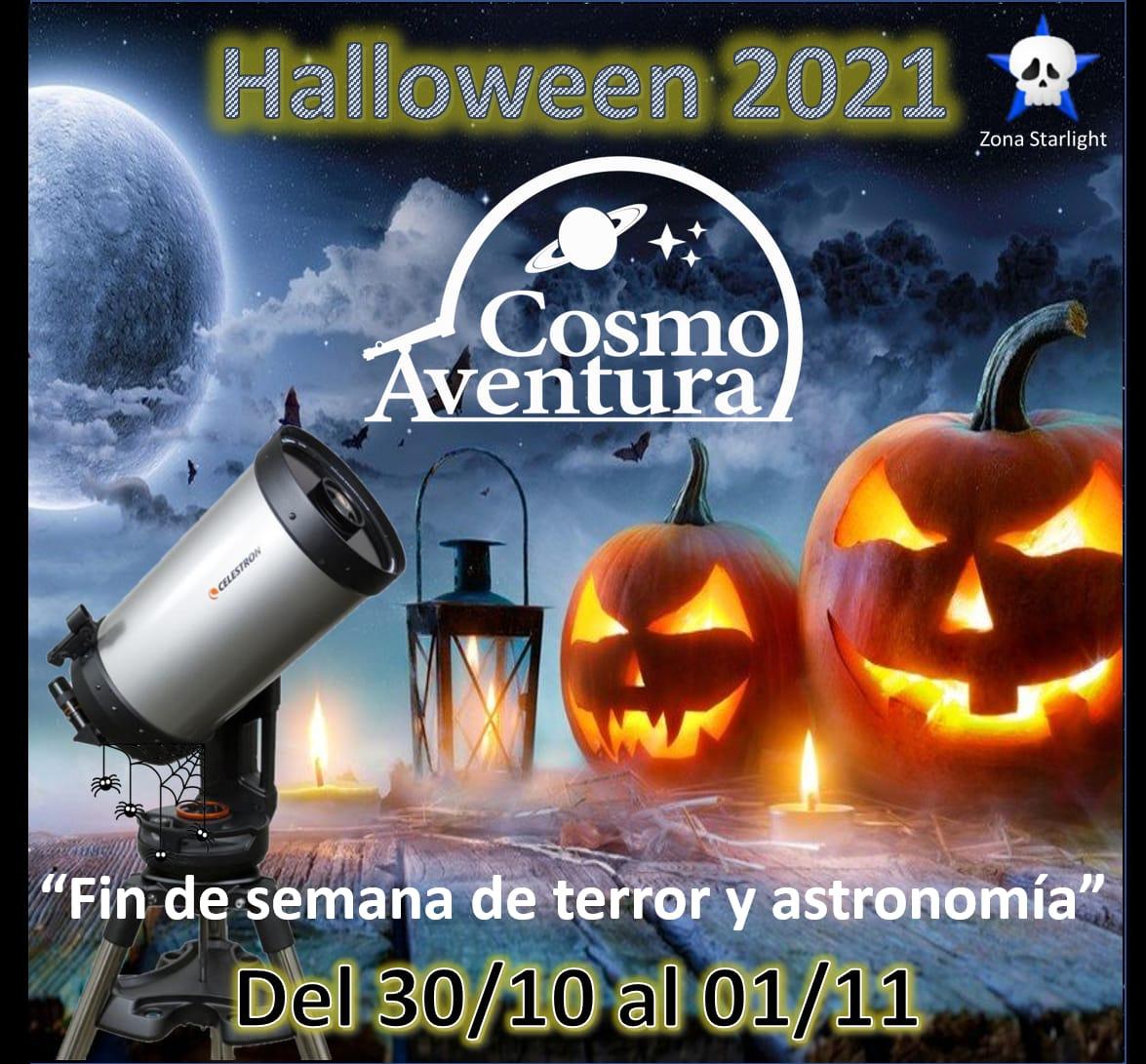 Anulado por Meteorología  –  Del 30/10 al 01/11 … ¡¡¡Vive un HALLOWEEN Astronómico en Serranillos (Sierra de Gredos)!!!